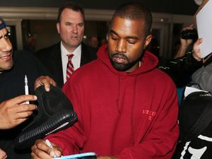 Kanye West feeling positive about presidential bid