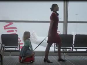 Virgin Airlines new Kids Class