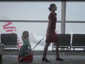 VIDEO: Virgin introduces Australia Kids Class on flights