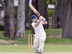 May completes Toowoomba cricket award hat-trick