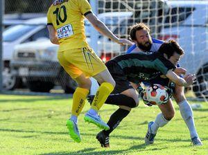 Western Spirit, Ipswich Knights work hard for vital victories