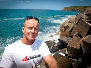 Shark Shield welcomed by local pro surfer and shark expert