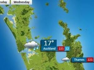 221C in Auckland? The heat Kiwis wouldn't have survived