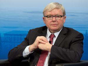 Malcolm Turnbull's Cabinet backed Rudd's UN bid 11-10