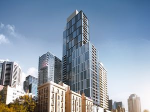 $1.3b 'pantscraper' tower in Melbourne CBD gets go-ahead