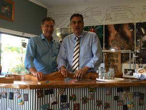 John-Paul Langbroek talks Whitsunday tourism