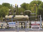Coal seam gas wellhead Photo Jim Campbell / Chinchilla News