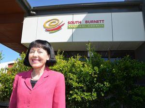Kathy Duff elected South Burnett deputy mayor