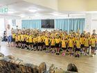 Gulmarrad Public School visits Maclean Whiddon Group