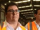 Minister for Northern Australia Matt Canavan and Dawson MP George Christensen.