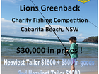 A family fun day with activities for entrants and observers alike. Bring a blanket, a chair and get involved 30th Annual Greenback Fishing Competition.