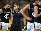 MAKING Carlton – the owner of a league-record 16 premierships – great again is one of the toughest jobs in football.