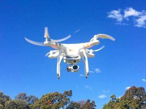 NiE Drones droids and robots