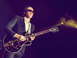 Legendary blues rock guitarist Joe Bonamassa heads to Brisbanes iconic QPAC on 28th September for a special one off concert.