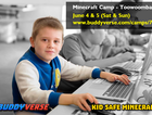 BuddyVerse Minecraft Camps Toowoomba - Saturday June 4 and Sunday June 5, 9am to 3pm