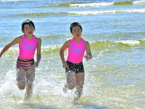 Japanese make a splash at nippers