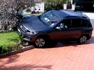 Dashcam Car Parking Fail