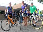 Lions pedal for cause through Lockyer and Somerset regions