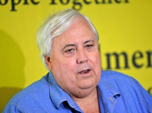 Clive Palmer criticises the budget as he announces a move from the lower house.