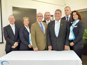 New Somerset Council