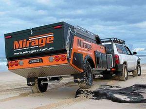 Camper trailer customers' money vanishes like Mirage
