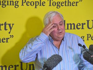 Why I'm in the clear: Palmer speaks out