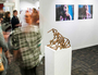 An exhibition of current works by secondary school students from the Darling Downs as part of an annual competition.