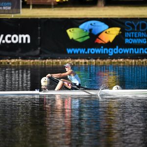Warwick rower in Australian rowing team for the worlds