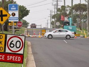 Toowoomba intersection to close for new roundabout