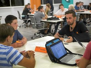Good advice for future: students get put through their paces