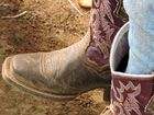BOOTS – any kind – gumboots, work boots, riding boots, tap boots, cowboy boots, and fashion boots – are the go at a special Gympie Town Centre grower's market.