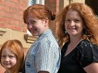 FOR proud mother of four red-headed daughters Emma Ward, embracing her own fiery locks was a 30 year process.