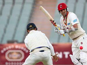 Cricket: Tom Cooper hit for six as Redbacks cut batsman