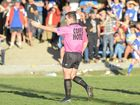 LEADING Group 2 referee Nathan Grace has officiated many grand finals, but never the local derby between arch rivals Grafton Ghosts and South Grafton Rebels.
