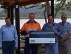 Callide Dam facilities get a facelift