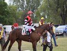 Zoe White makes confident return to Thangool races