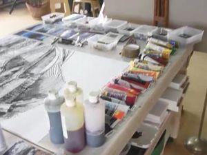 plunge Artist space