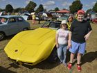 Hot cars on show