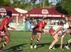 Some of the action from Bundaberg Rugby League: Hervey Bay Seagulls v Wests Panthers.