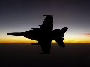 RAAF fly-past shakes Rockhampton CBD