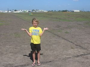 Parent refuses to let son play on 'dangerous' fields