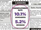 PUT simply, Bundaberg needs more jobs.