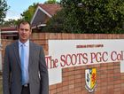 NEW TOWN: Simon Edgar is the new Scots College Head of Junior and Middle School.