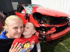 Northern Rivers five-year-old saves mum from horror crash
