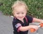 TWO-year-old Austin Cotterill Remains in a critical condition following a house fire in Eidsvold on Tuesday.