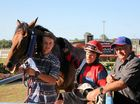 Gympie Trainer Kerry Munce has won on both the Gold Coast and Wondai.