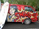 POLITICIANS, both local and state are jumping on the bandwagon condemning the Wicked Camper slogans.