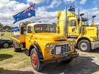 Heritage truck show rolls around again