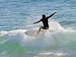 SURF ALERT: Beware dangers of east swell