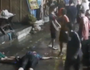 Family beaten and kicked unconscious by gang in Thailand.